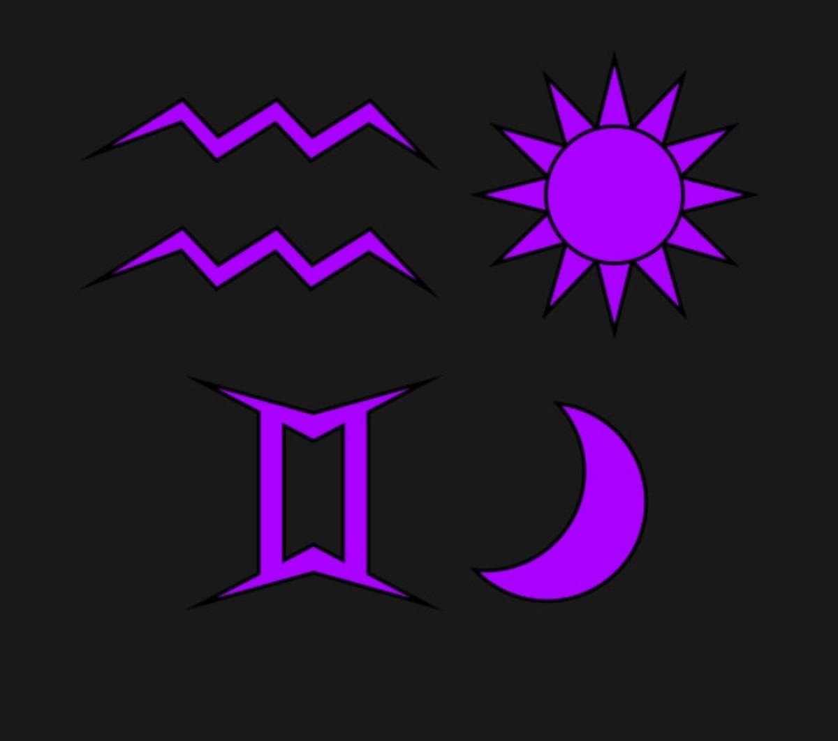 Aquarius Sun Gemini Moon Woman
