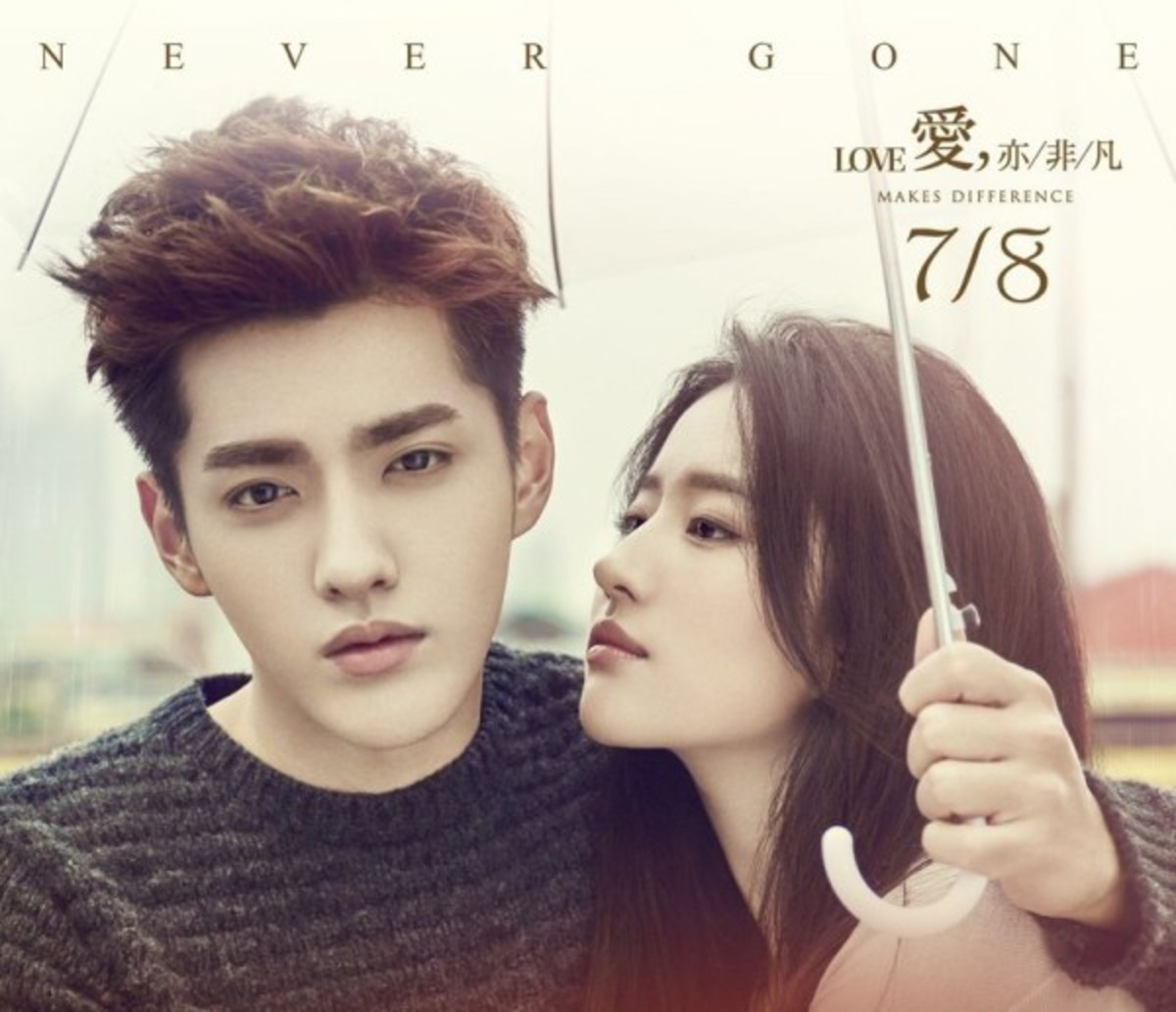 Never Gone: So You Are Still Here | 12 Best Chinese School Romantic Dramas