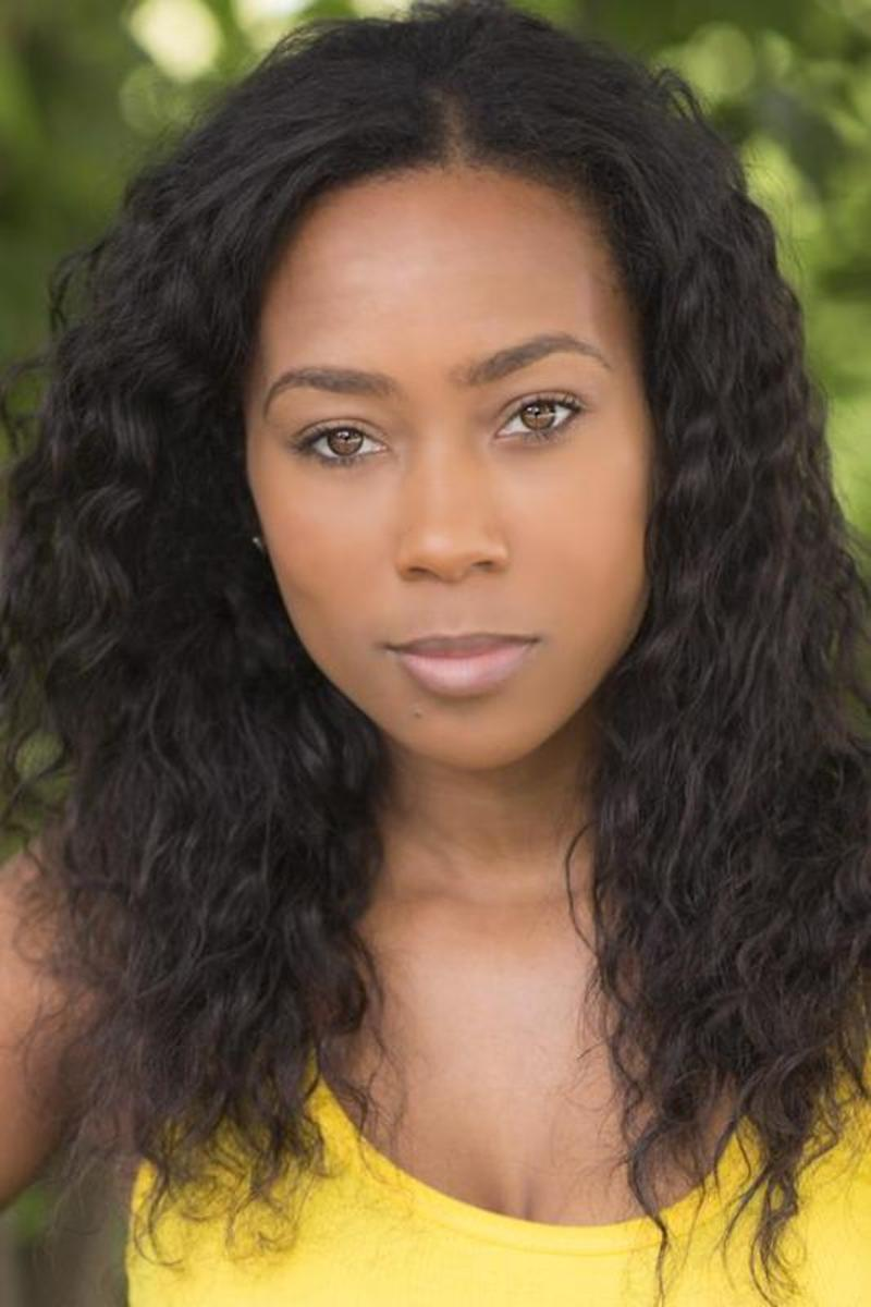 """Cameo Sherrell plays Laura on """"The Haves and the Have Nots"""""""