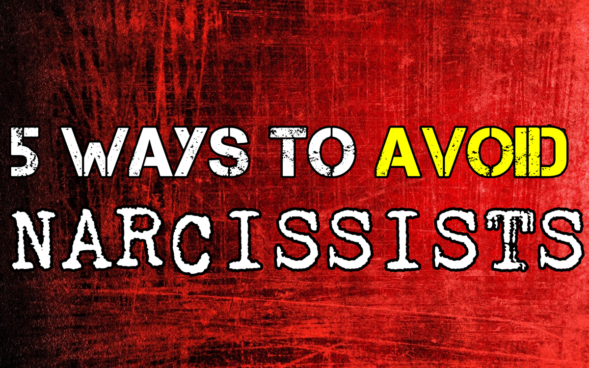 5 Ways to Avoid Narcissists