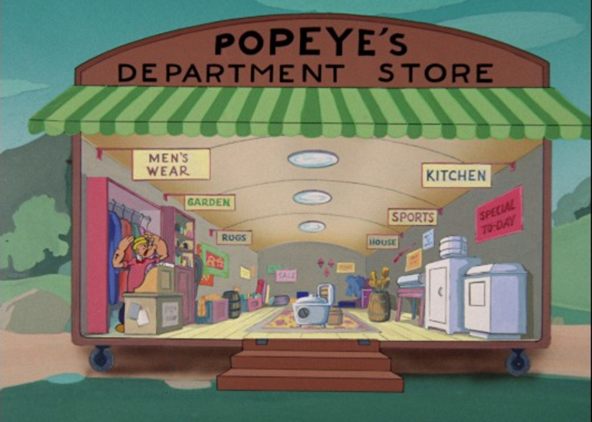 Popeye's Department Store