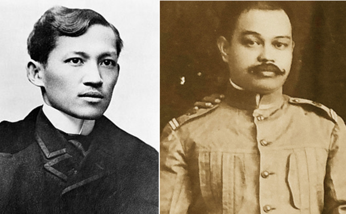 When Jose Rizal and Antonio Luna Almost Fought to The Death