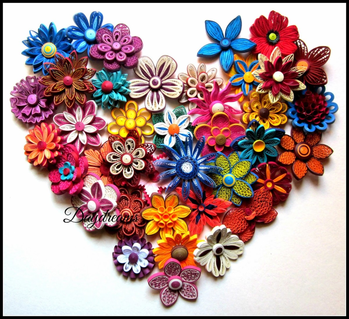 Quilling Tips And Ideas