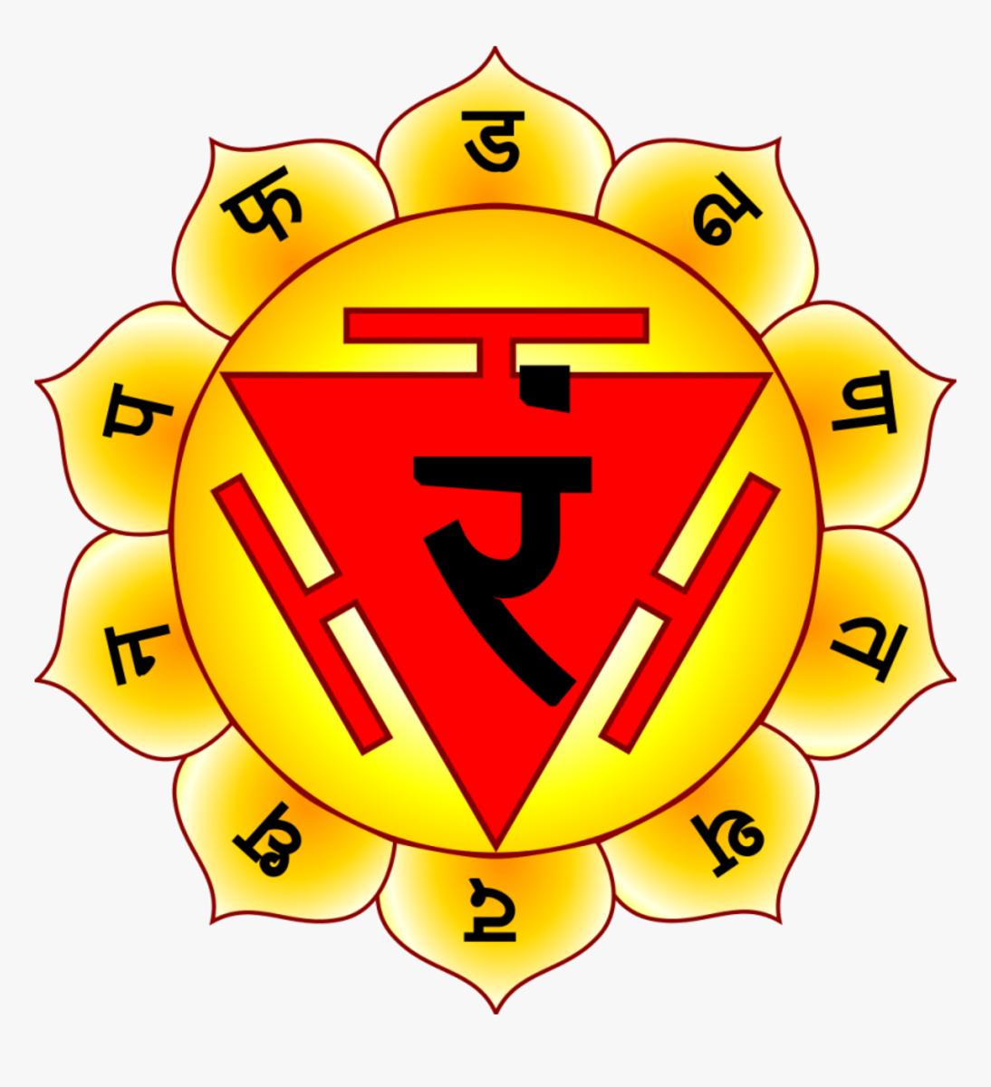 Manipura chakra (Solar Plexus Chakra)