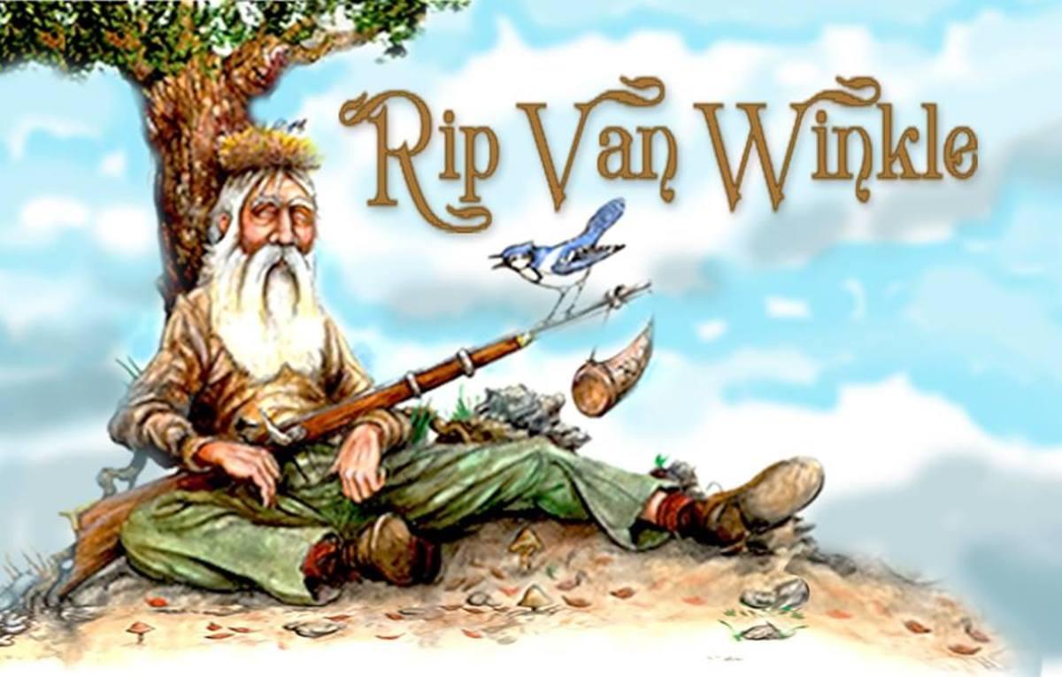 Nostalgia and Change in RIP VAN WINKLE