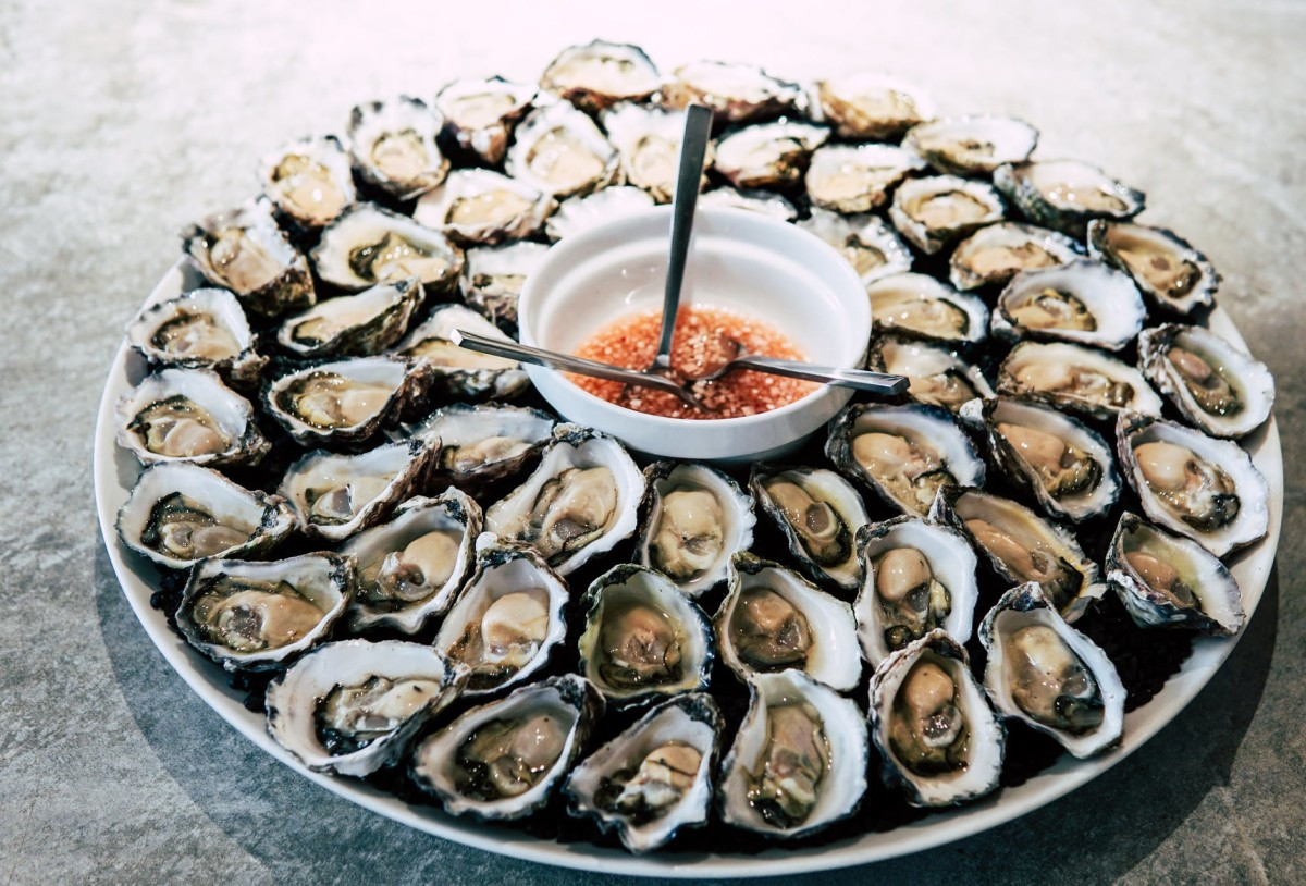 Raw Oysters With This Sauce is a Sure Hit