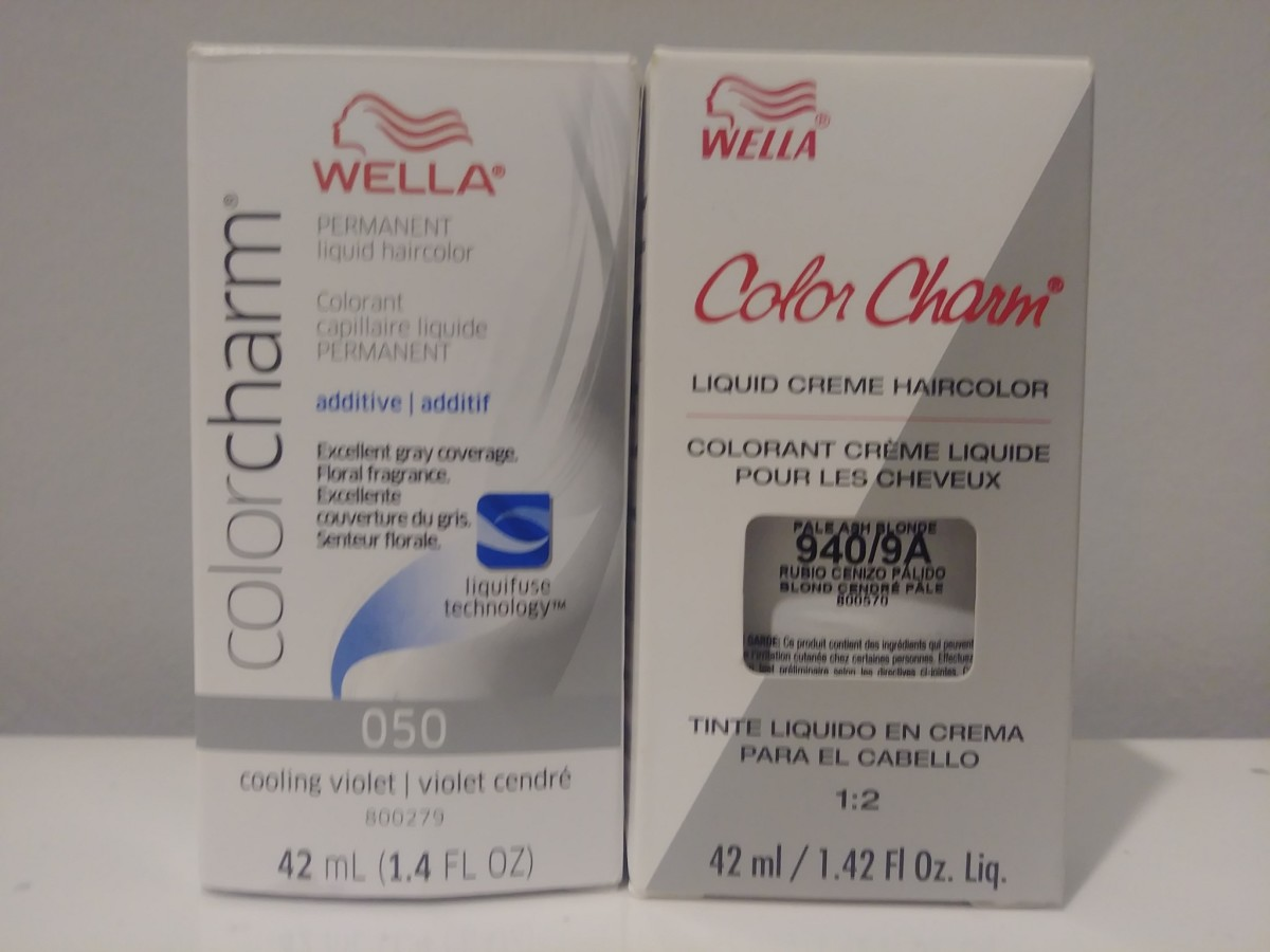 Wella Color Charm Toners and Dyes