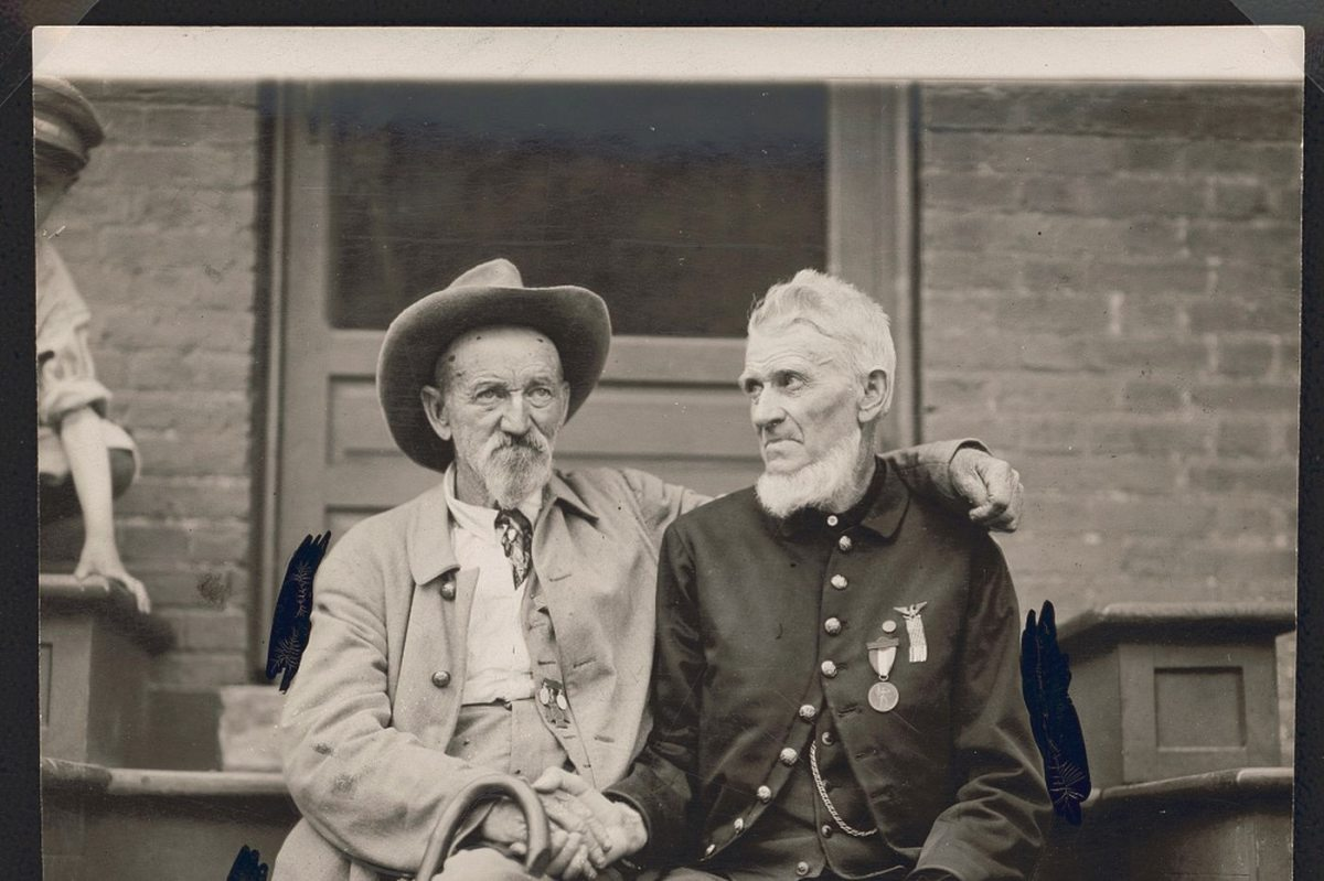 A Connection Lost: The Last Civil War Pensioner Passes Away