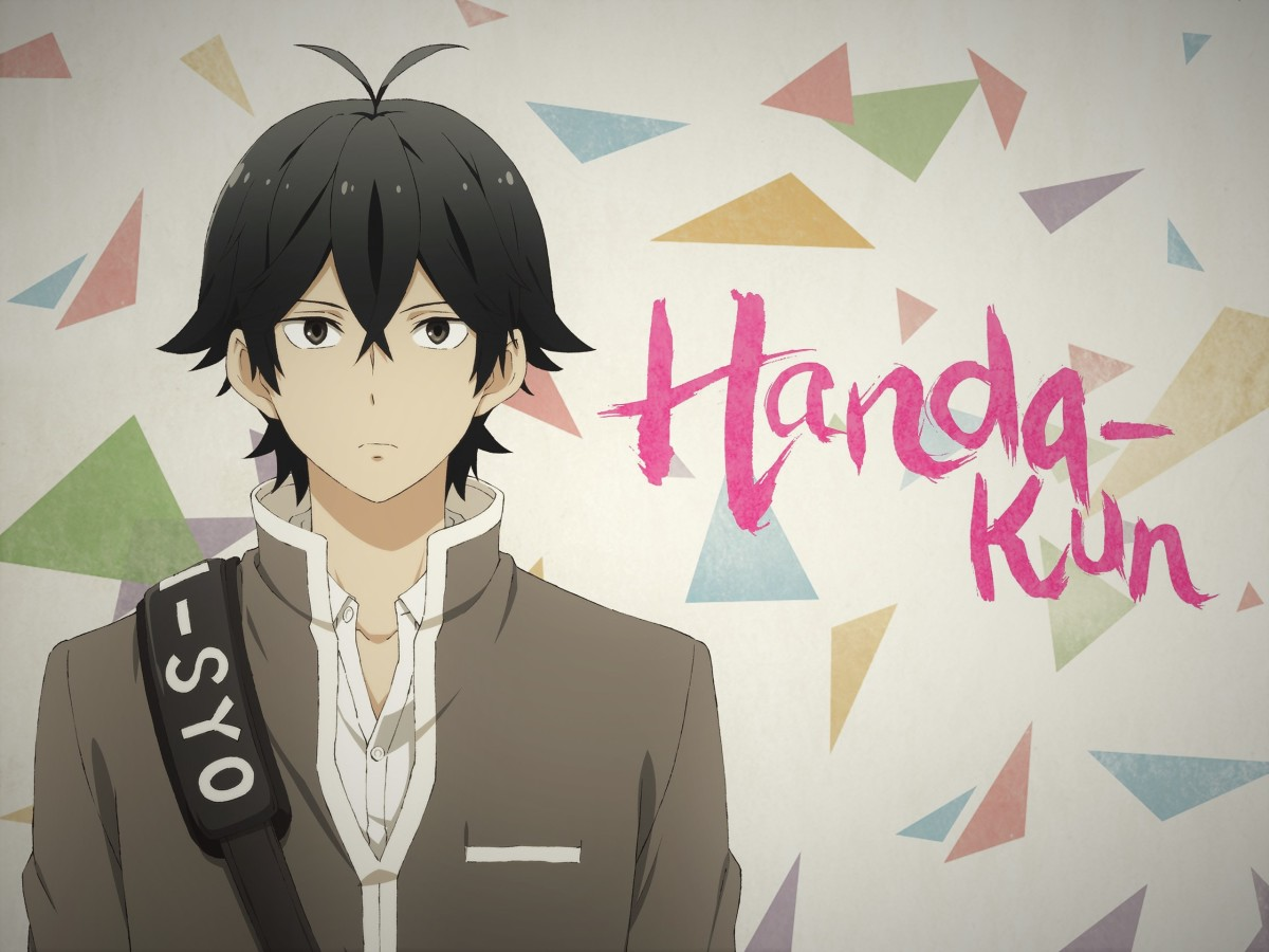 Underrated comedy | Handa Kun anime poster