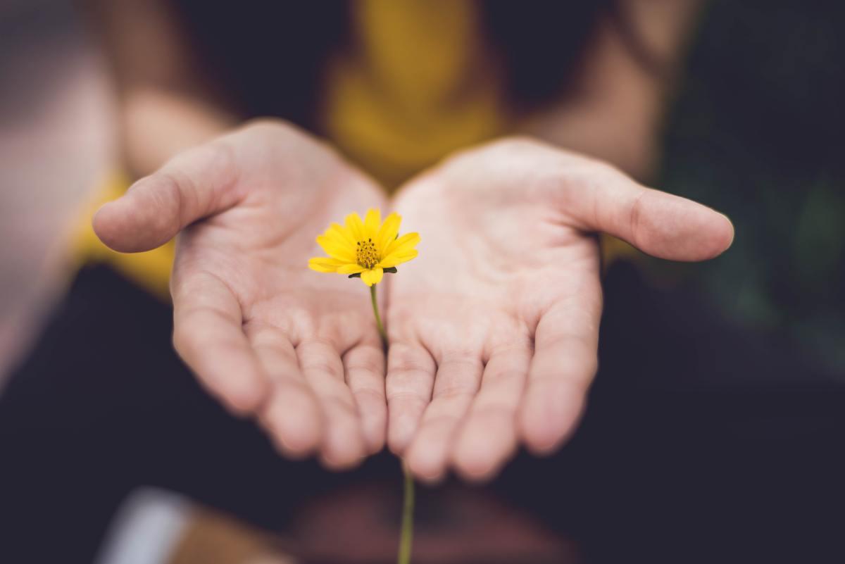 Small gestures matter.