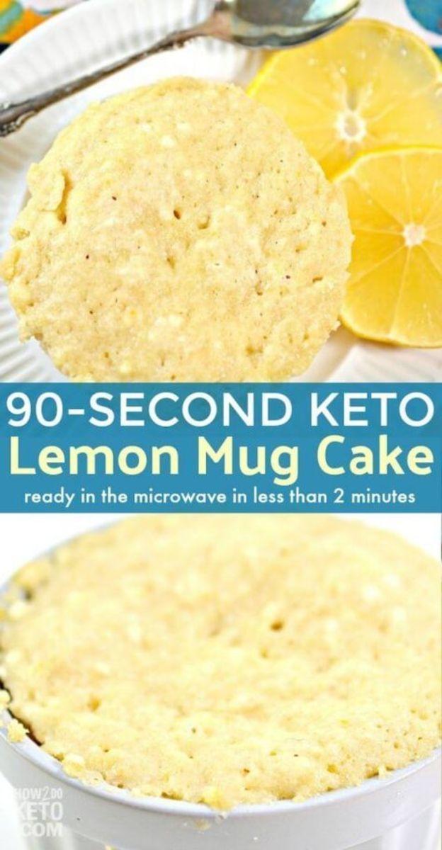 Bright lemon flavor from how2doketo.com