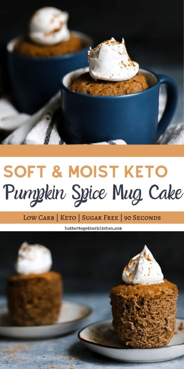 Delicious Pumpkin Spice Mug by Buttertogetherkitchen.com