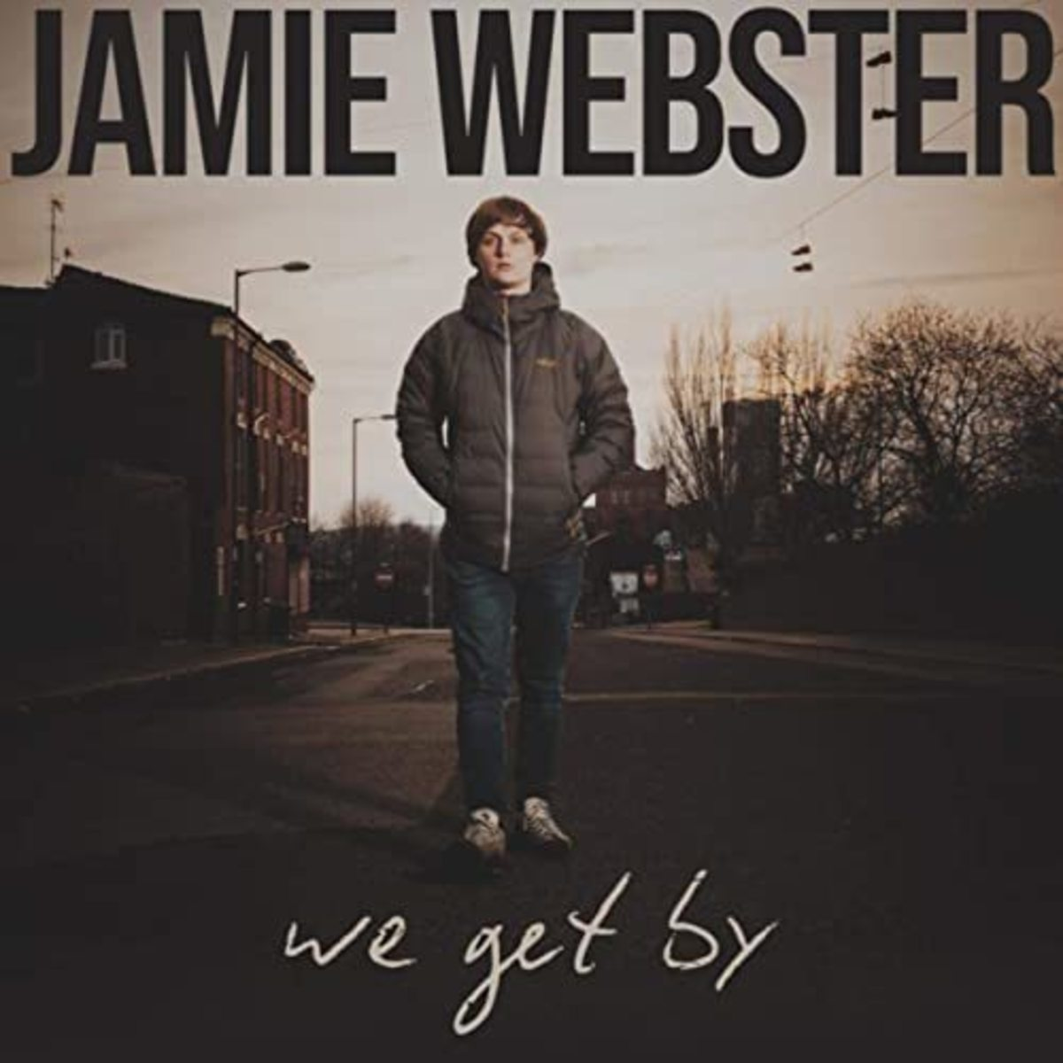 Jamie Webster's Album Cover