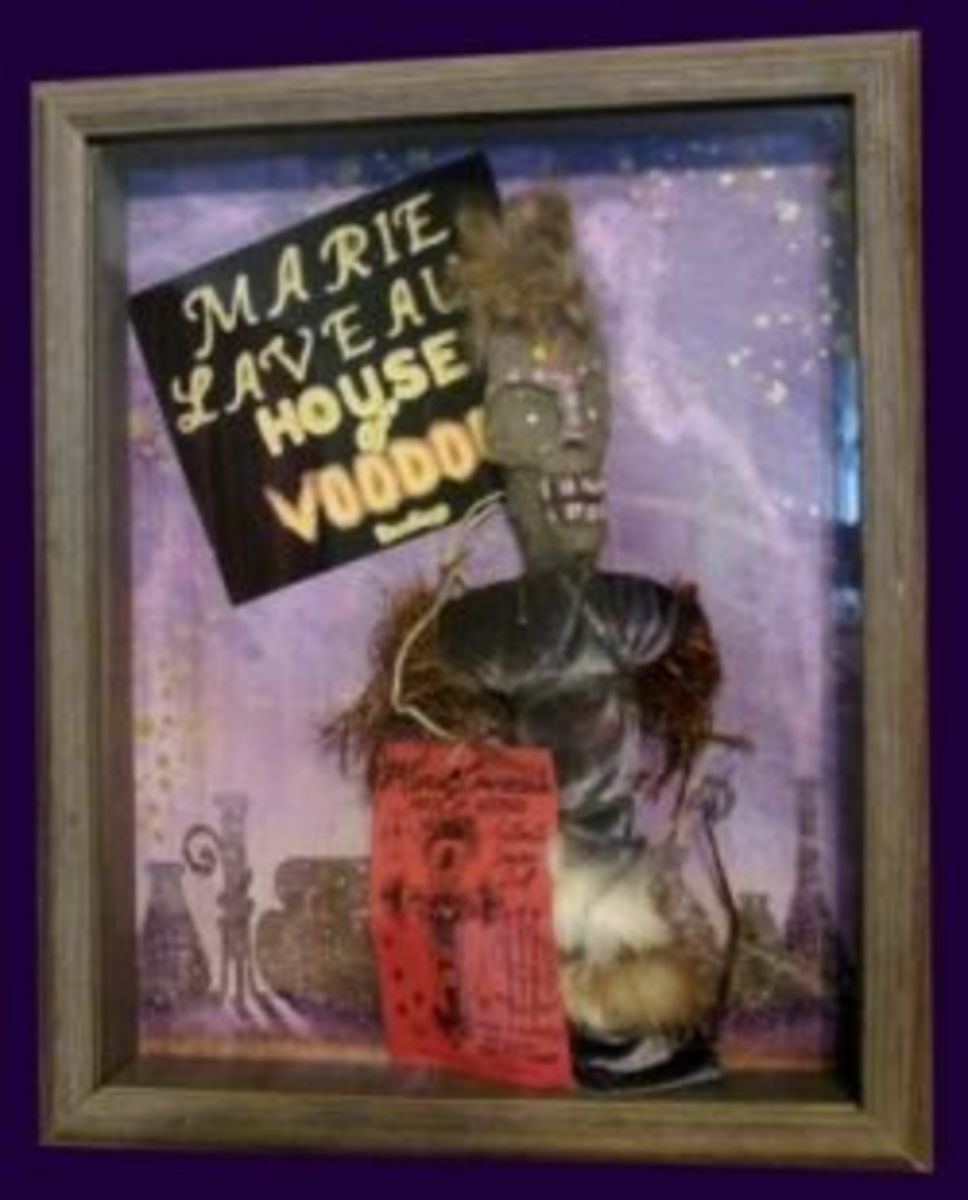 HOW TO USE A VOODOO DOLL: Free Voodoo Doll Spells | HubPages