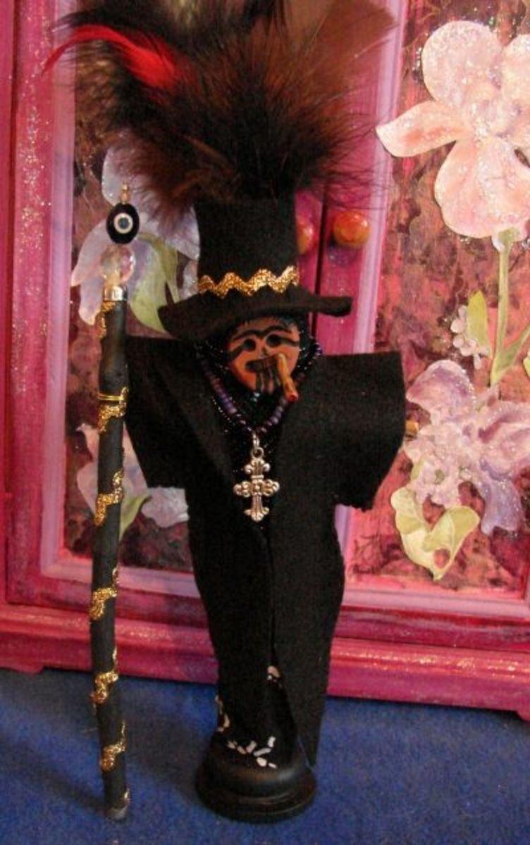 Baron LaCroix Voodoo Doll