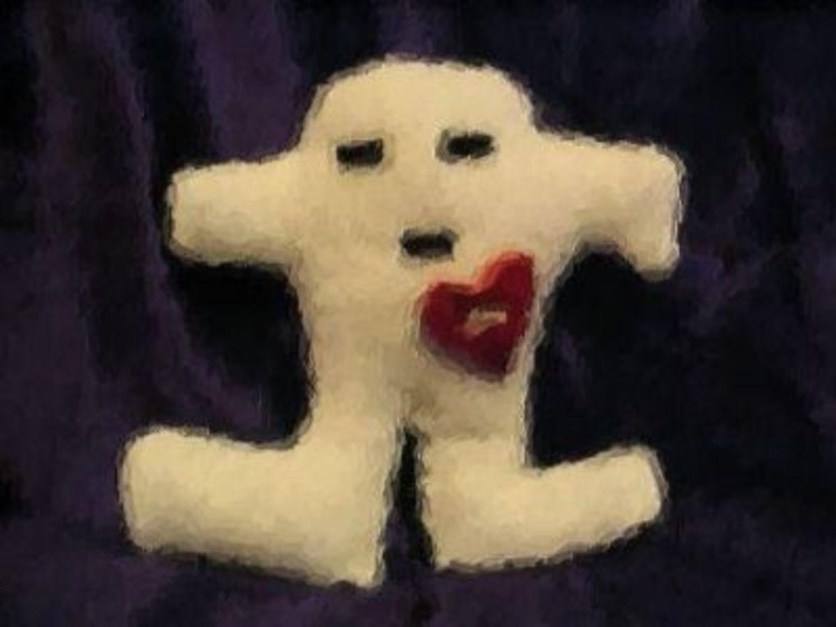 Voodoo Poppet