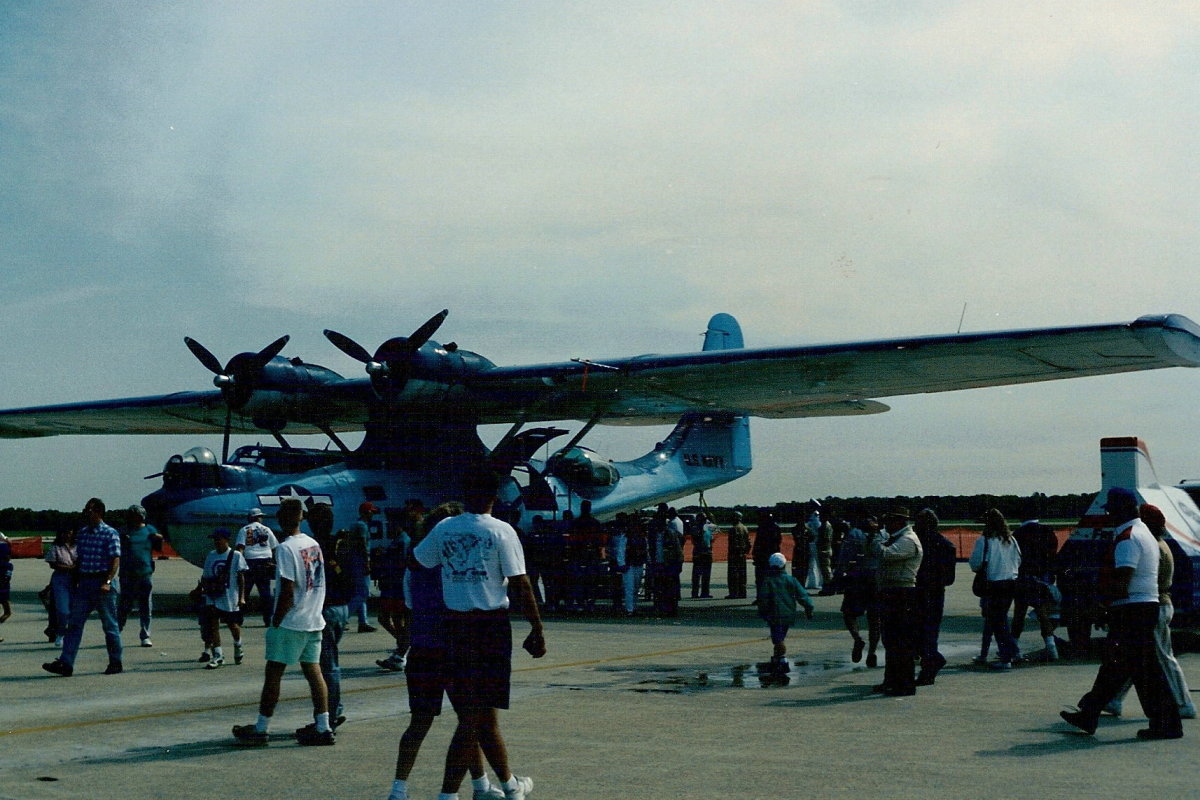 The Consolidated PBY Catalina