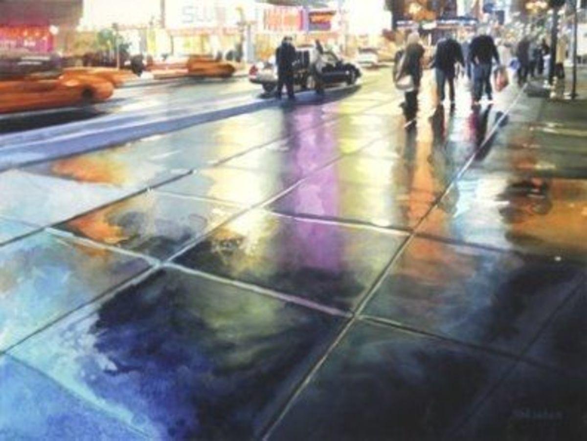 """Neon Rain"""
