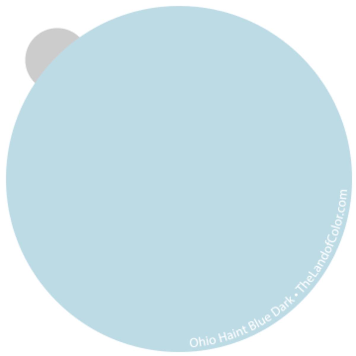 Ohio Haint Blue - Dark