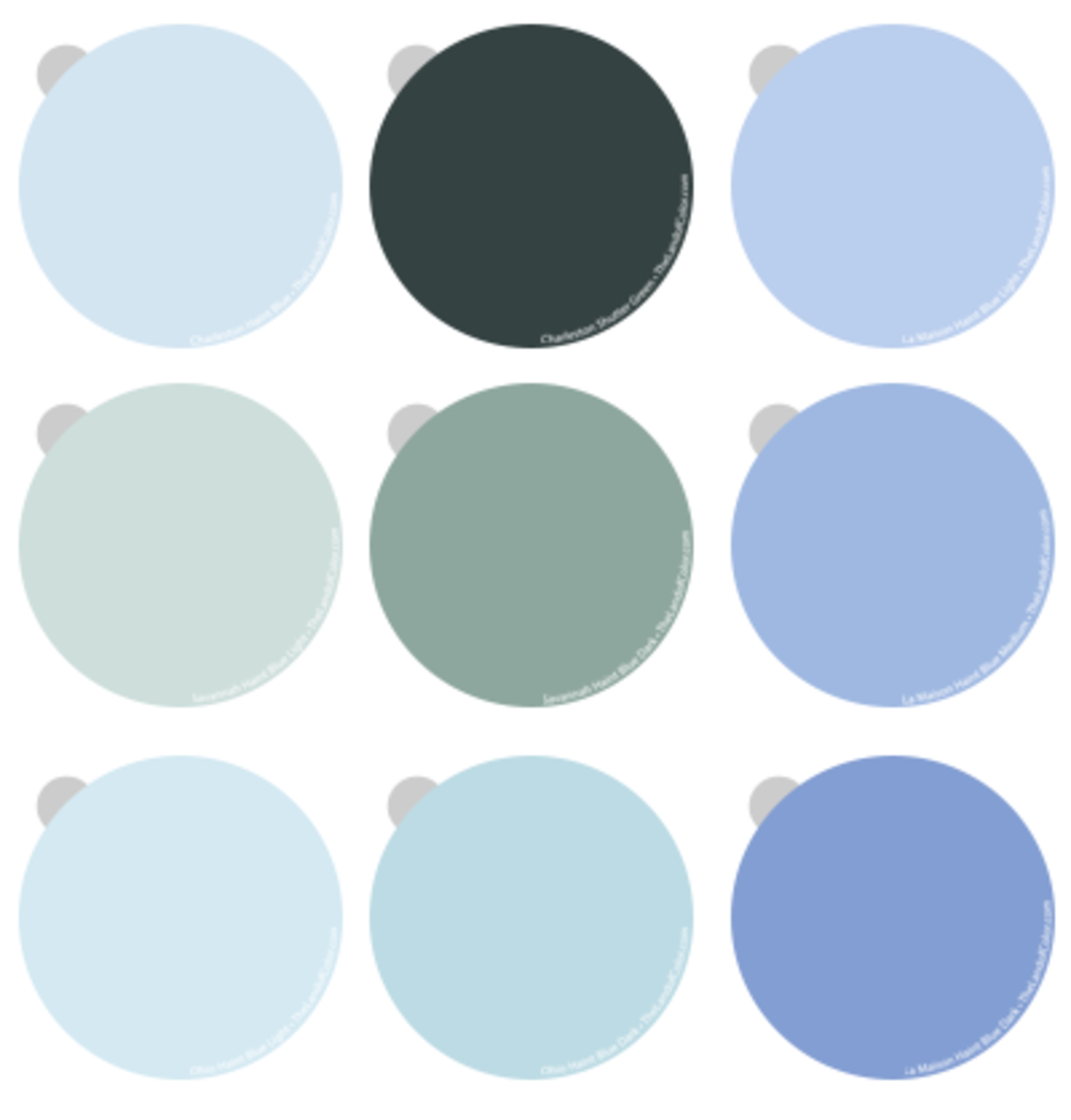 Haint Blue Mysterious And Elusive Paint Color