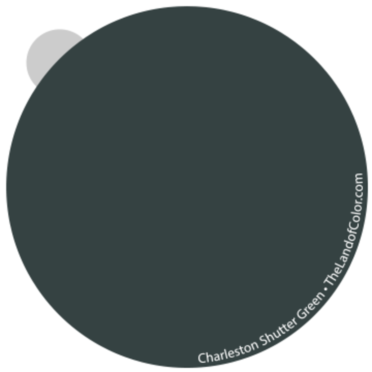 Charleston Dark Green