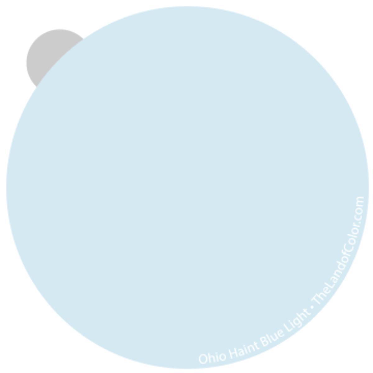 Ohio Haint Blue - Light