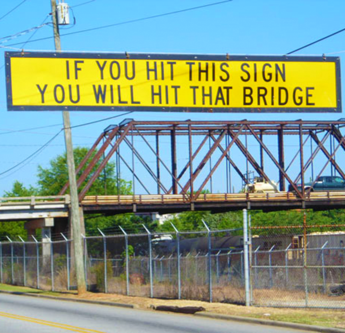Funny Signs and Bizarre Billboards