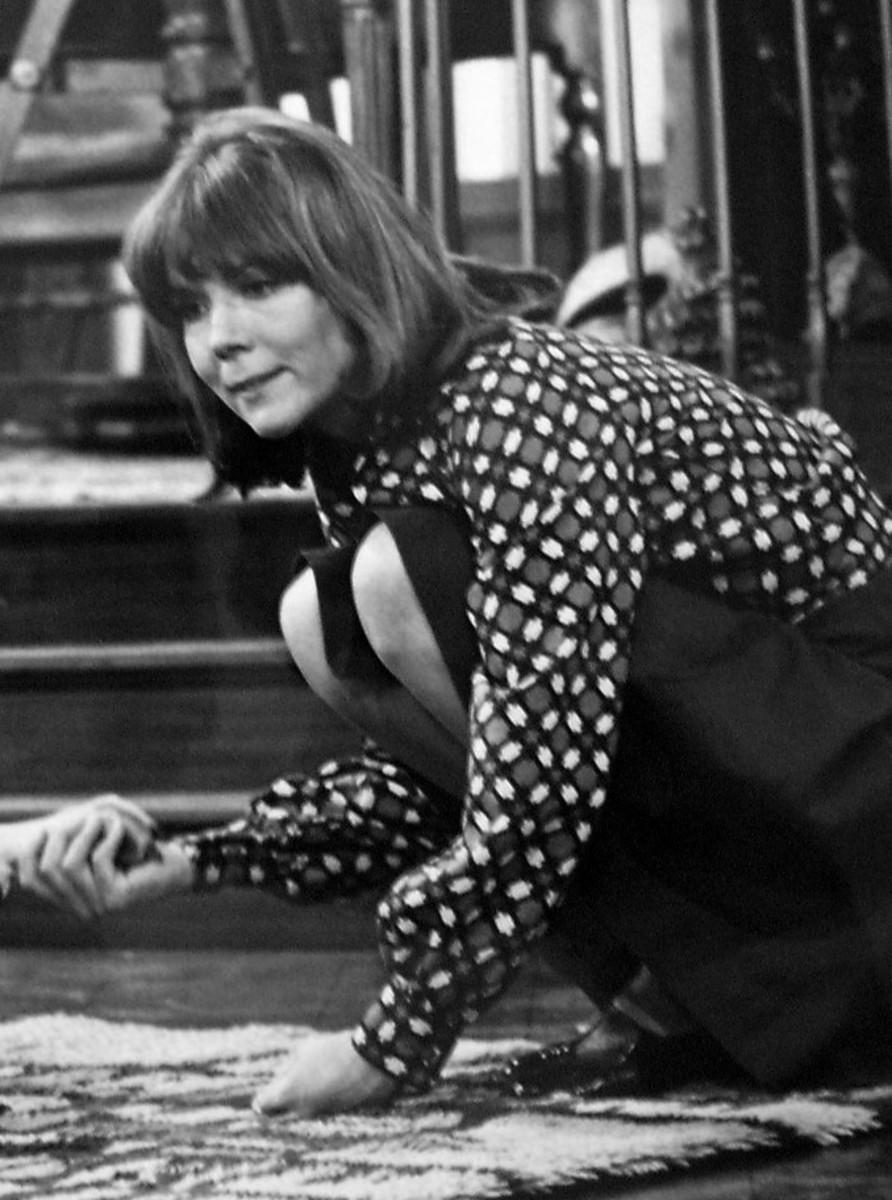 Diana Rigg as Diana Smythe