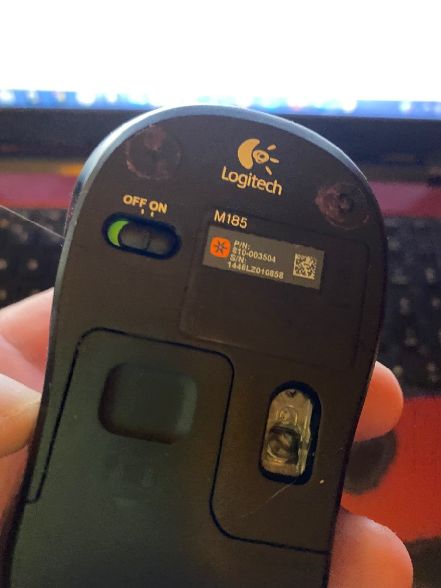 The bottom of your mouse has an on and off switch. You will have to turn it off for this fix.