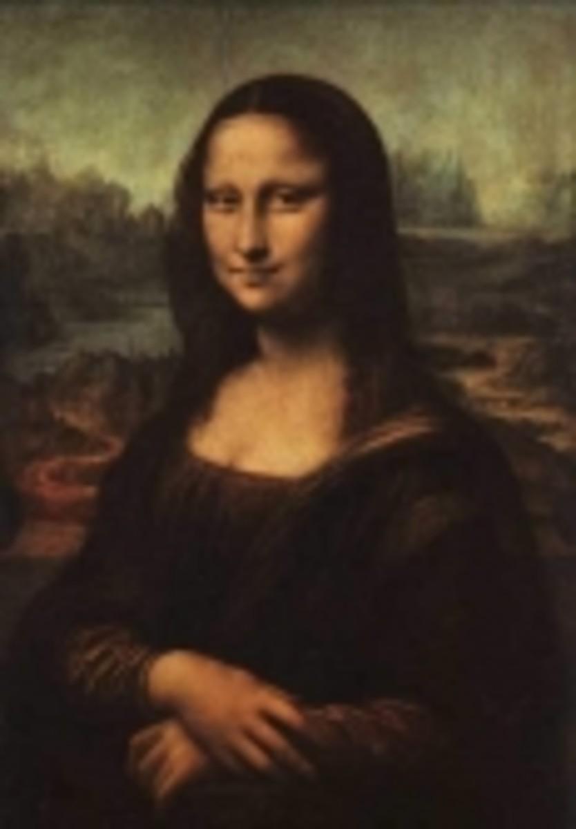 Mona Lisa - Da Vinci's Magnum Opus