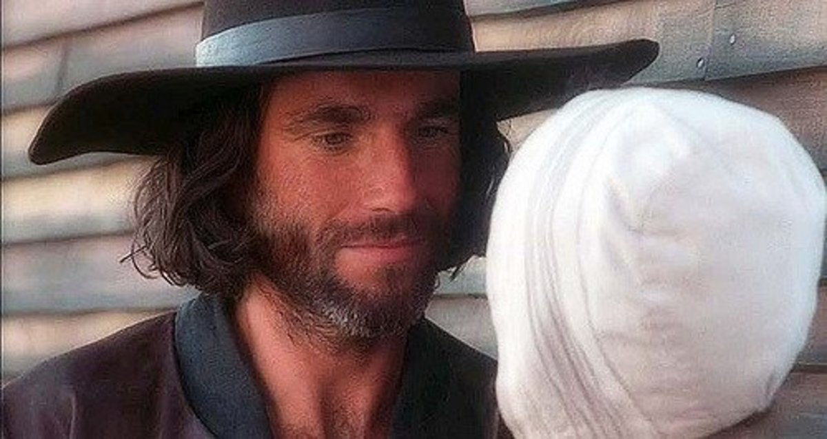Daniel Day-Lewis as John Proctor in The Crucible, 1996