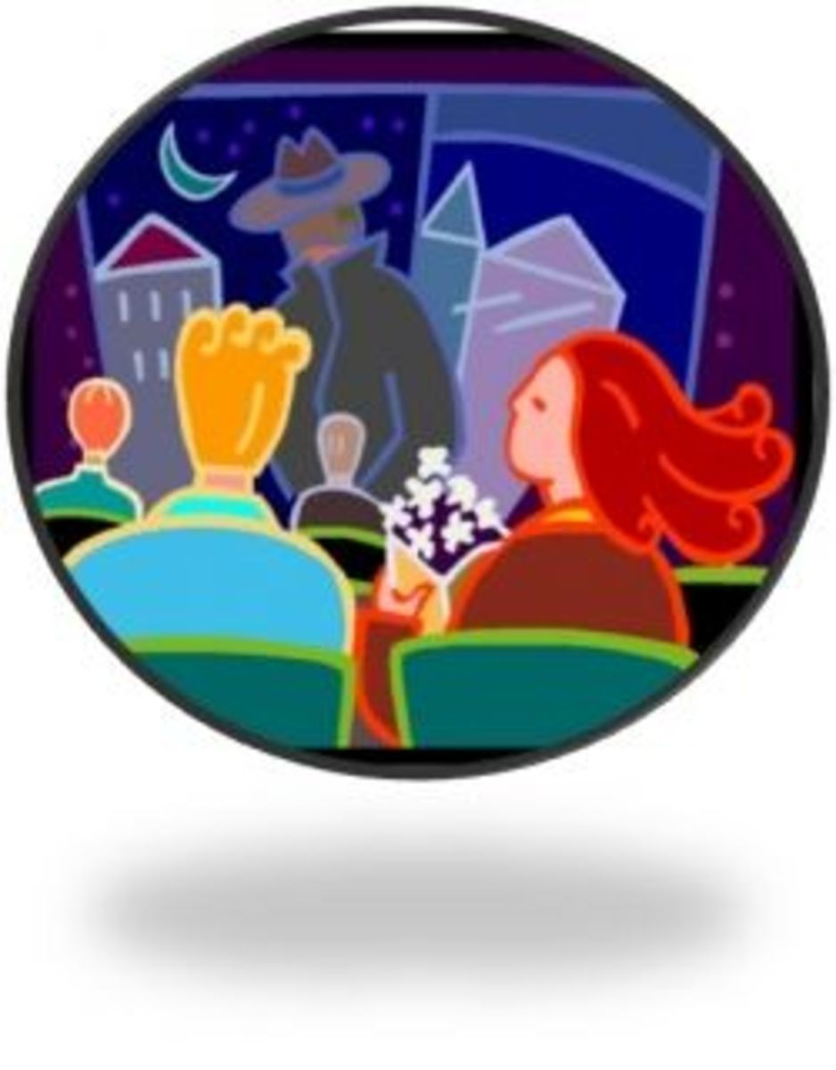Movie theater clip art