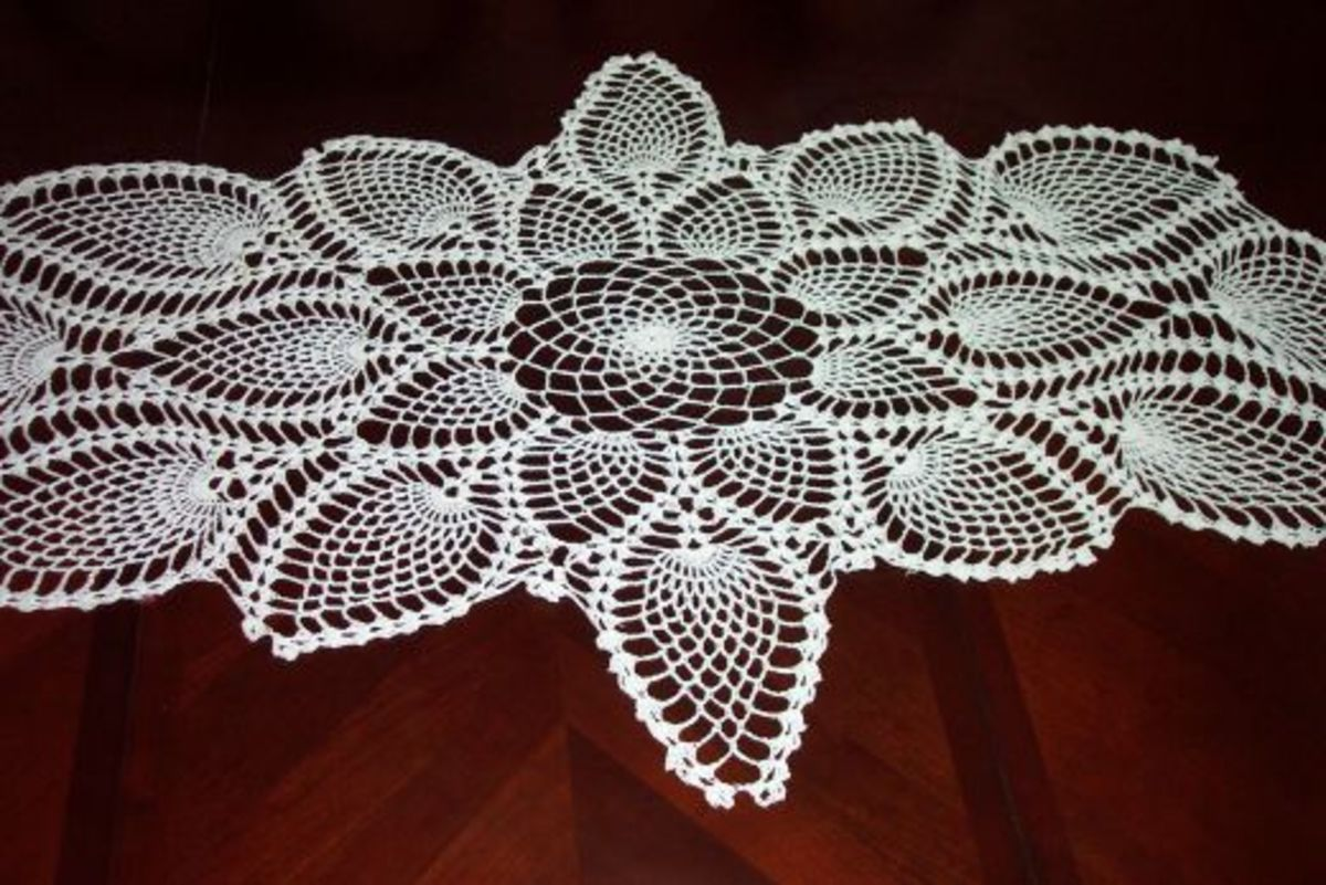 Ravelry: Crochet delicate air lace cowl pattern 161
