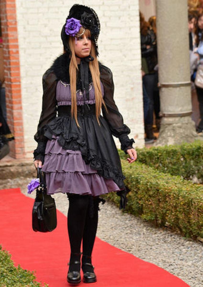GothLoli fashion