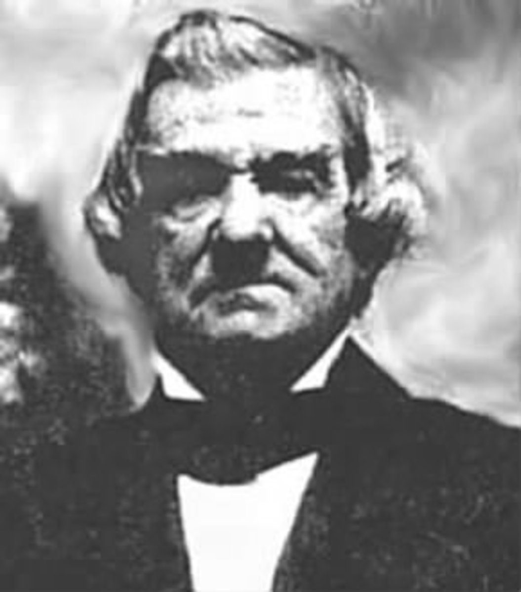 John Ross was the first and only elected Chief of the Cherokee Nation from the time it was formed until his death in 1866. Highly regarded for his role in leading the fight against removal and leading his people to their exile in Oklahoma, controvers