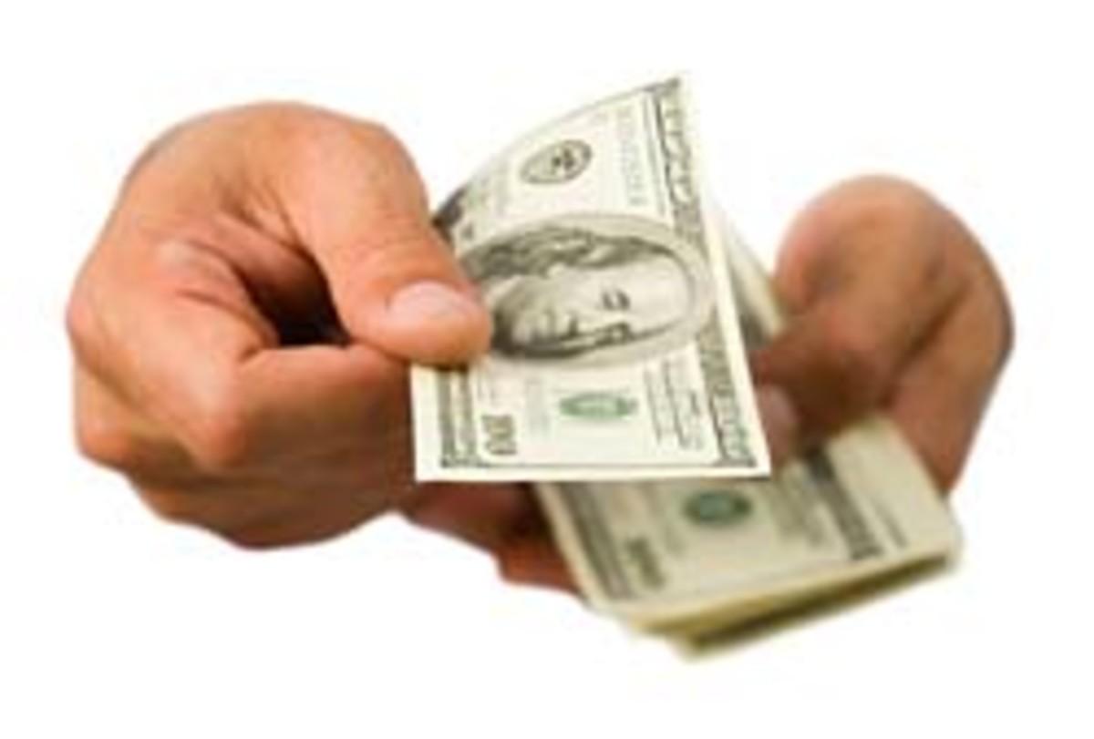 Ten Quick Ways to Make Money