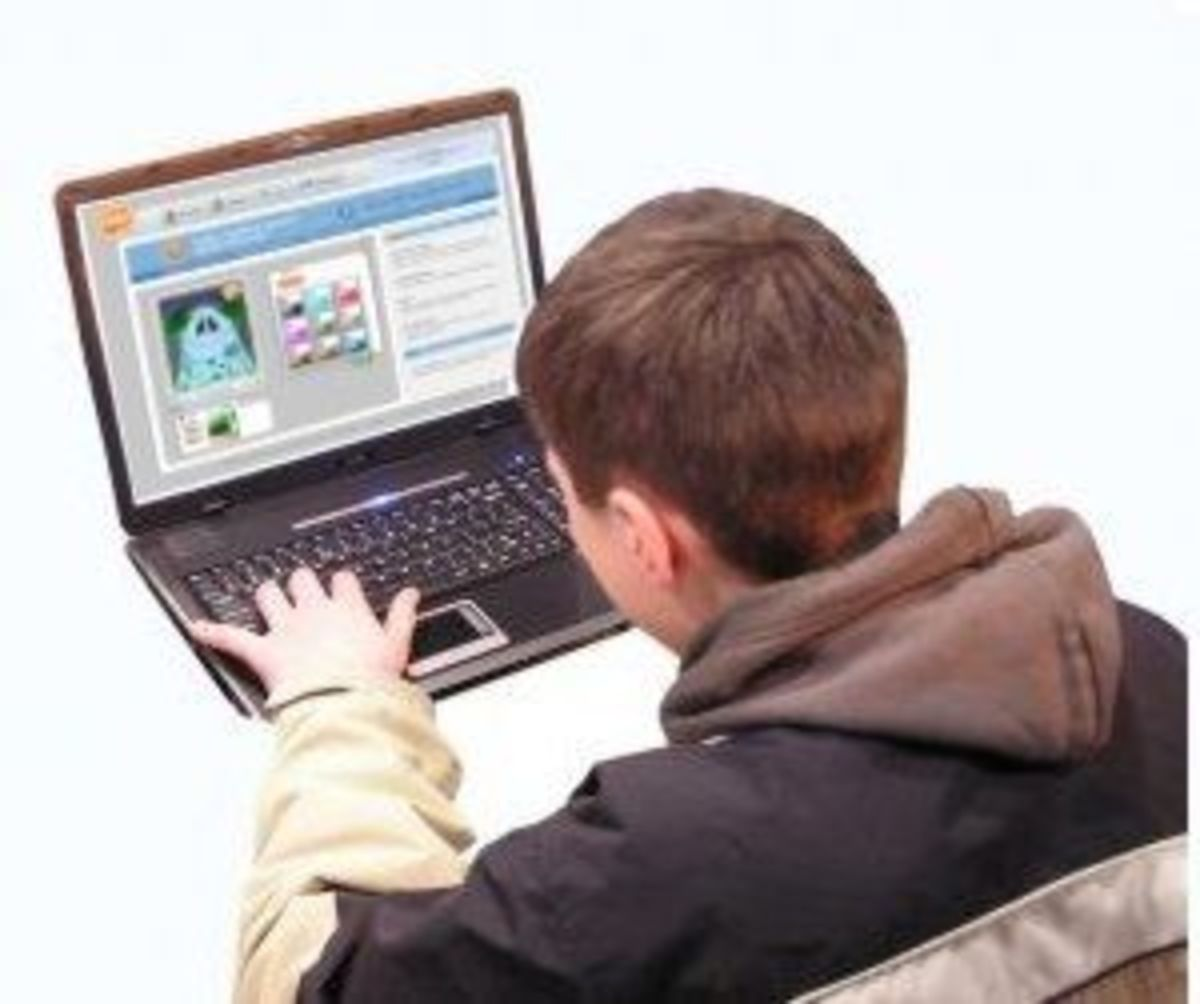Using the Laptop in the Classroom