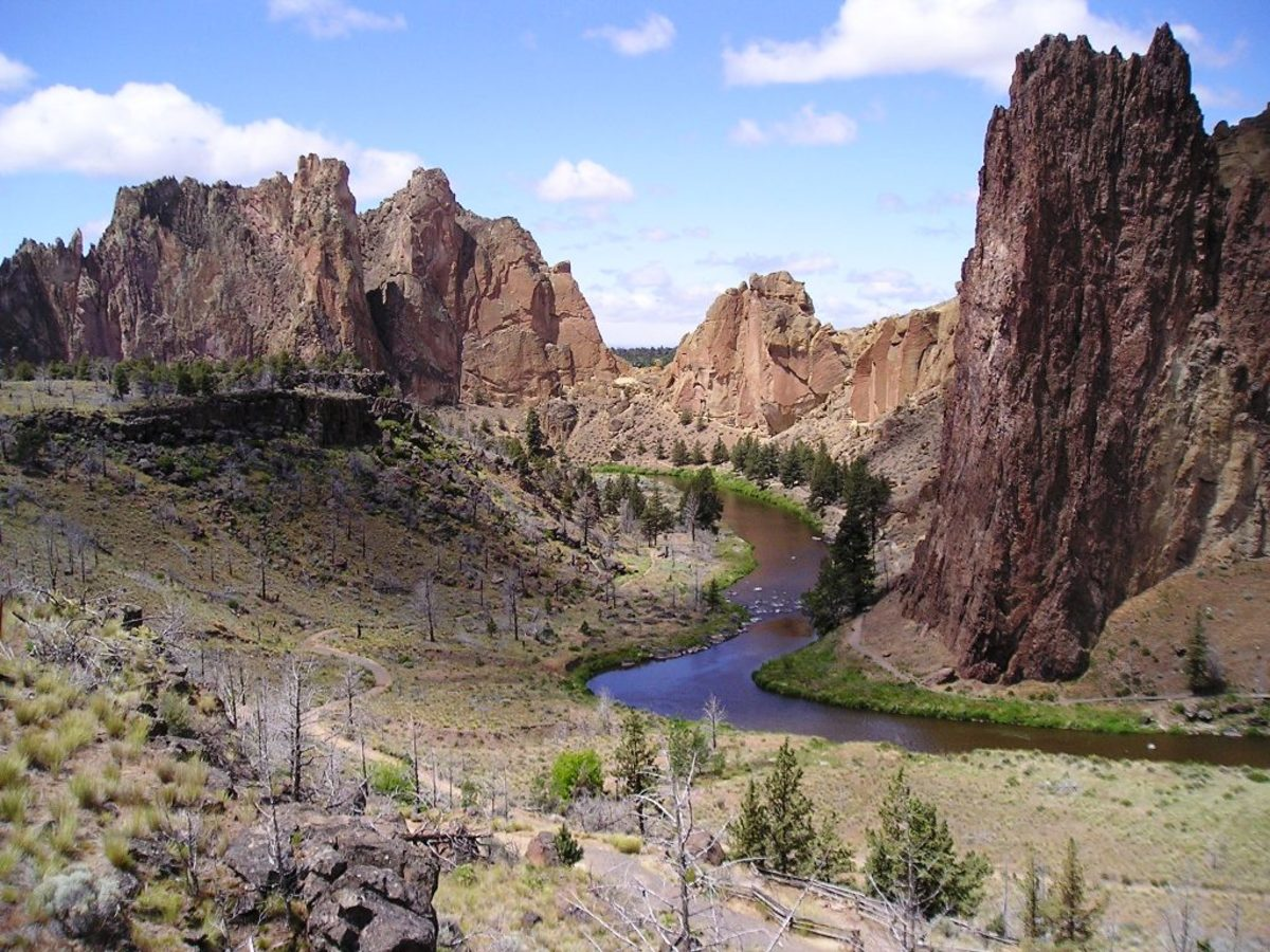 Smith Rock - Amazingly Beautiful
