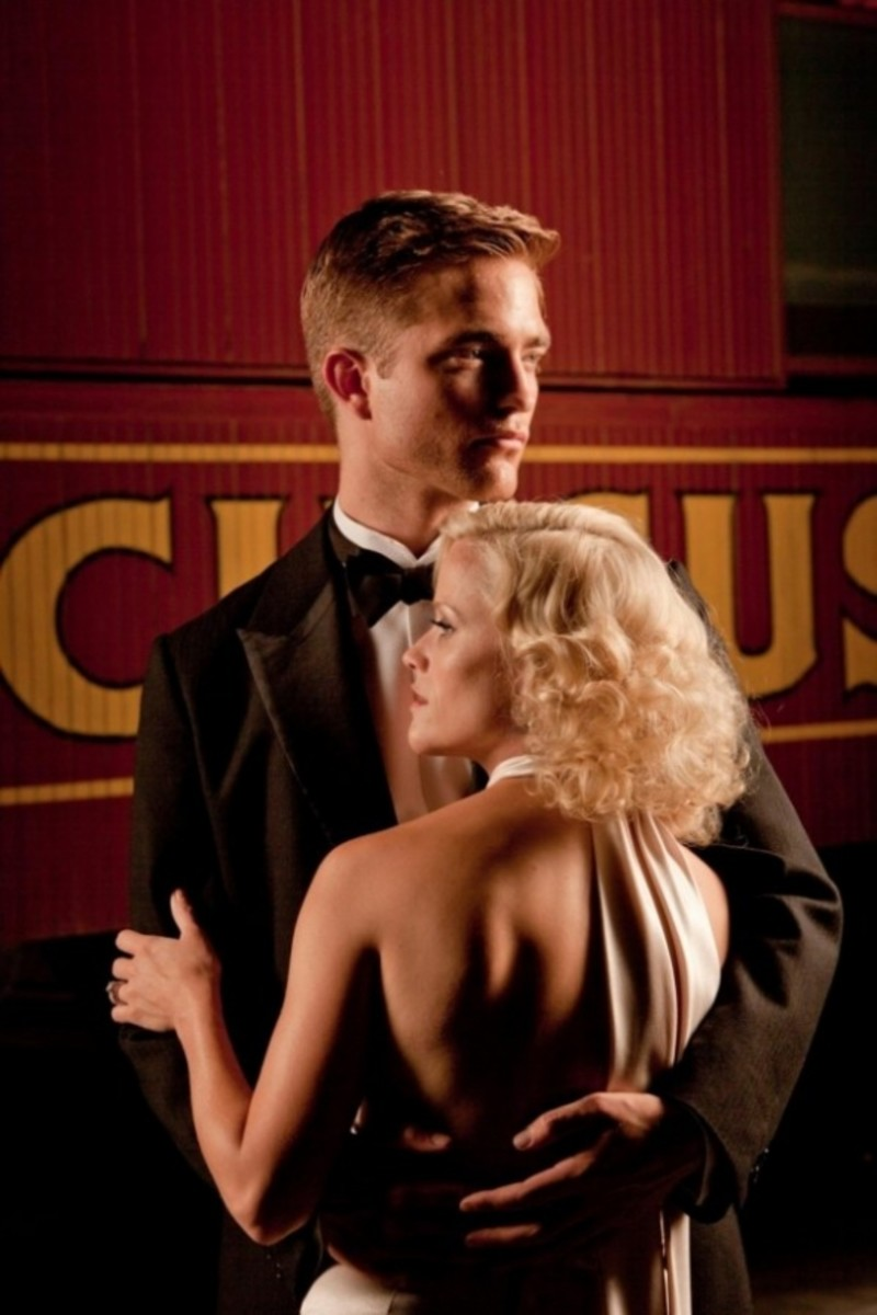Rob Pattinson Water for Elephants