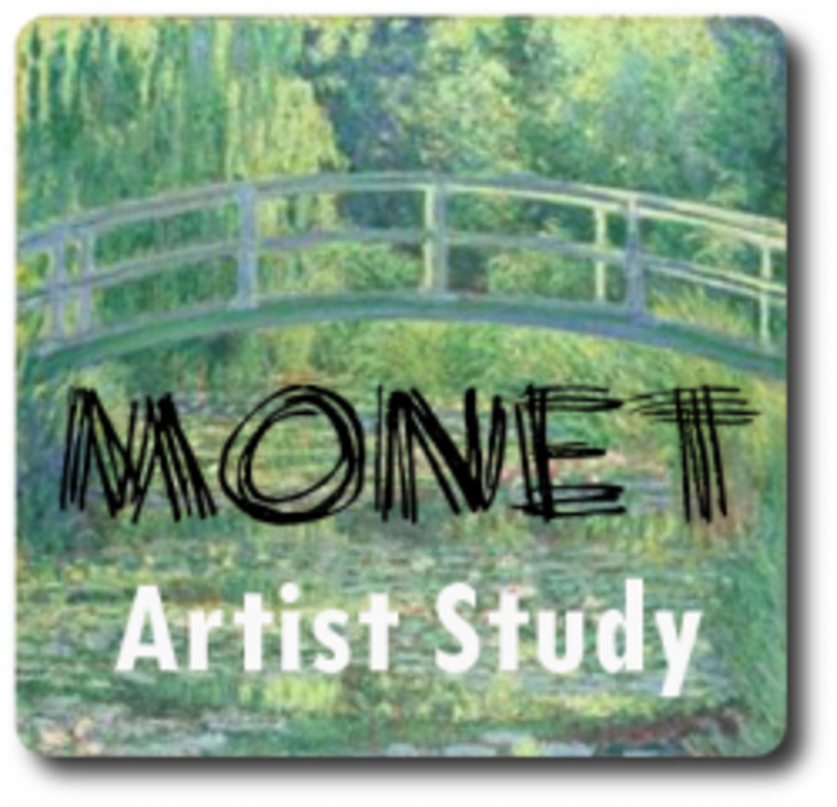 Monet Artist Study