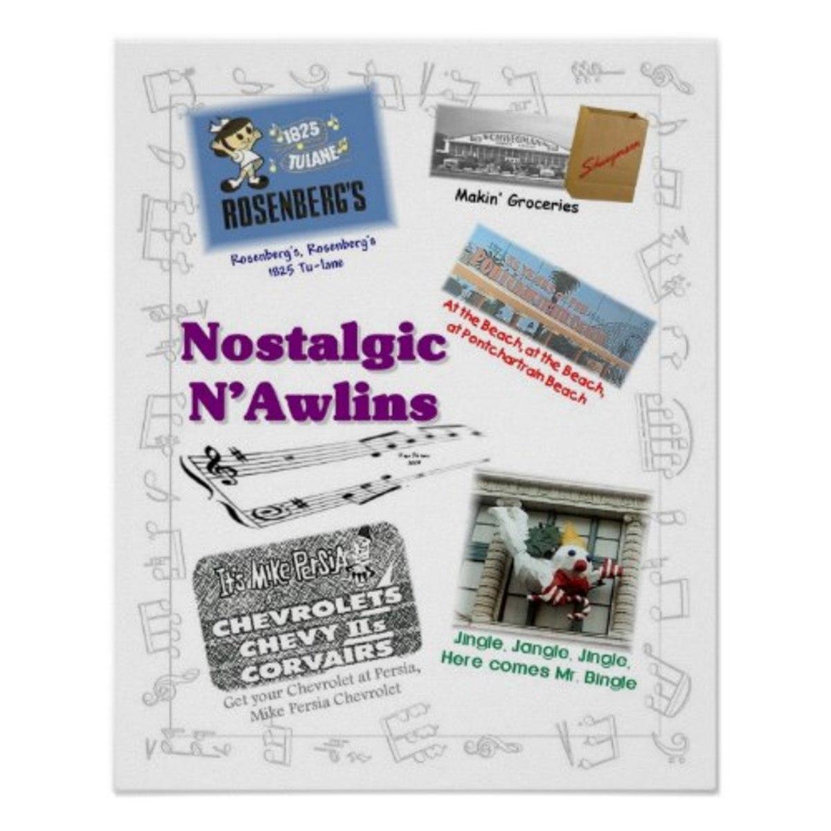 Nostalgic N'Awlins Jingles