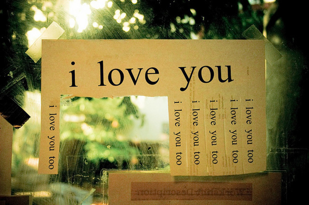 How to Say I Love You on Valentine's Day & Every Day