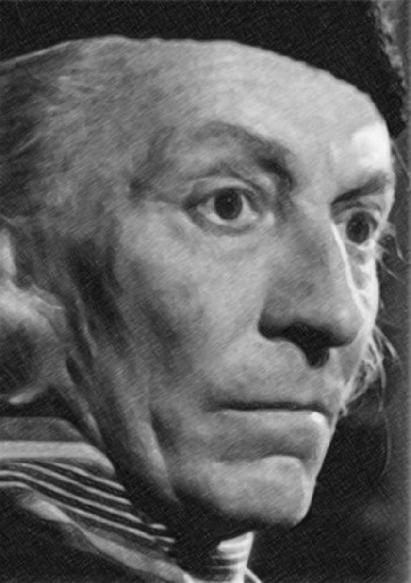 Dr Who: The William Hartnell Years