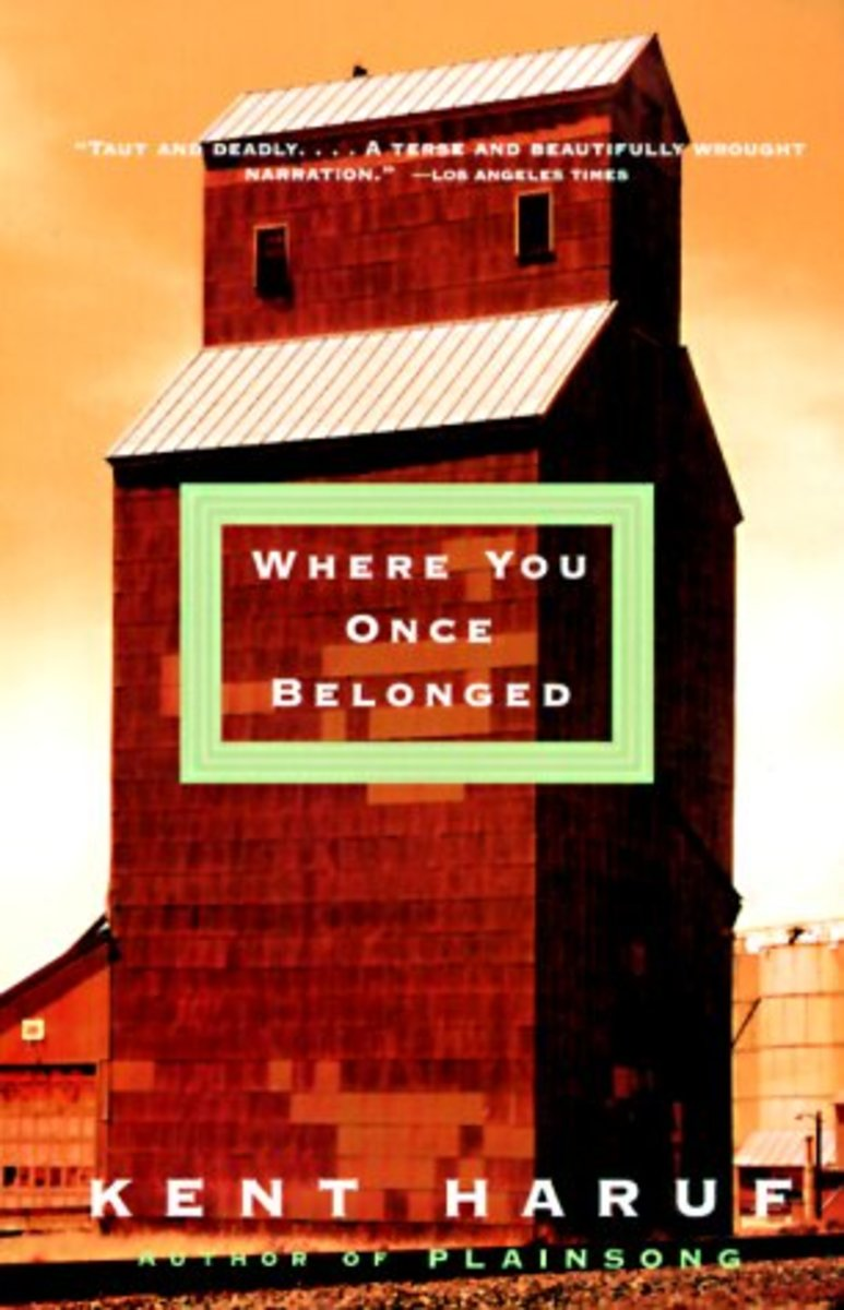 Where You Once Belonged by Kent Haruf Review