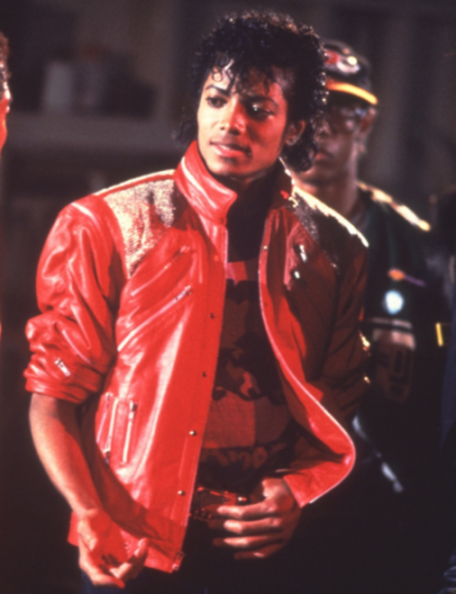 Michael Jackson Ruled the 80s