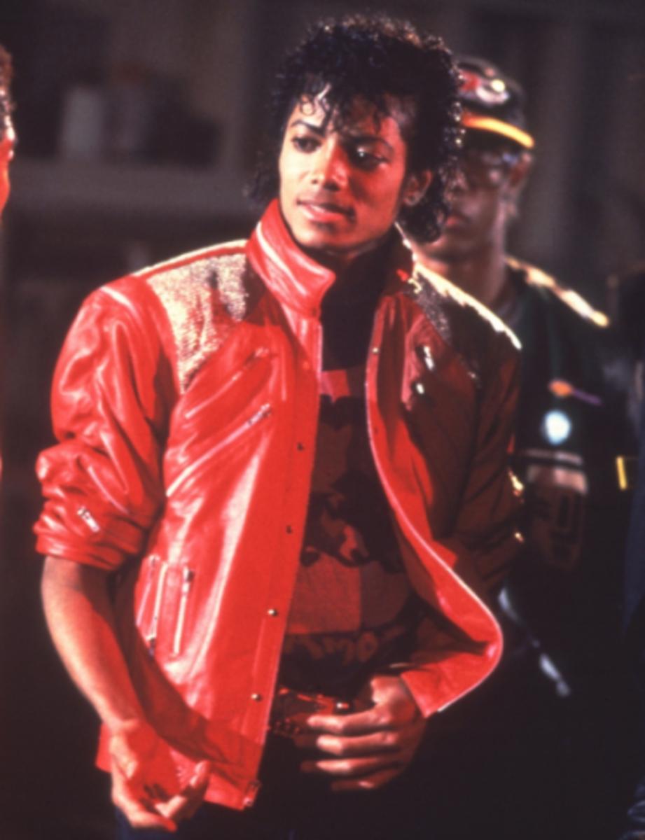 Michael Jackson Ruled the 80s