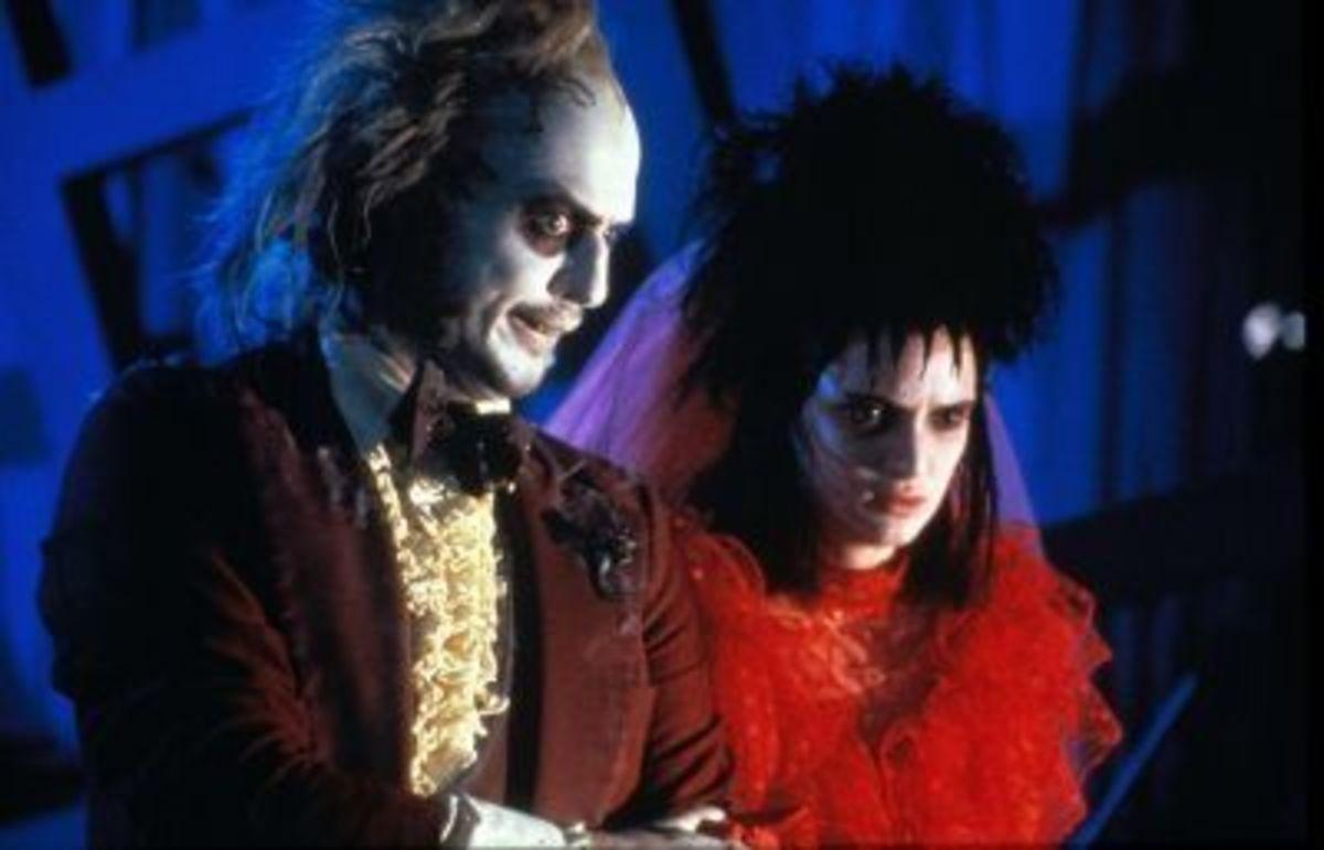 Beetle Juice 1988 - Michael Keaton & Winona Ryder