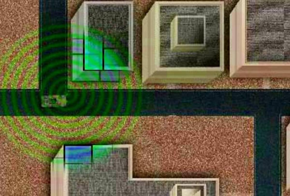 "DARPA: Vehicles With ""XRay Vision"" RADAR Scan Inside Urban Dwellings"