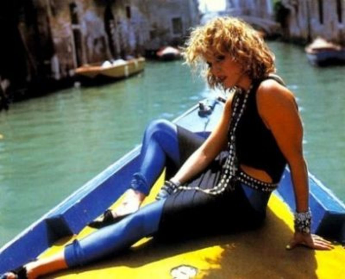Madonna - Like a Virgin (not!)