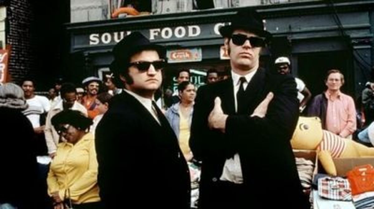 Blues Brothers - Always a Classic Buddy Costume